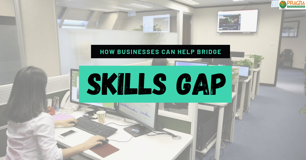 How Businesses Can Help Bridge The Skills Gap