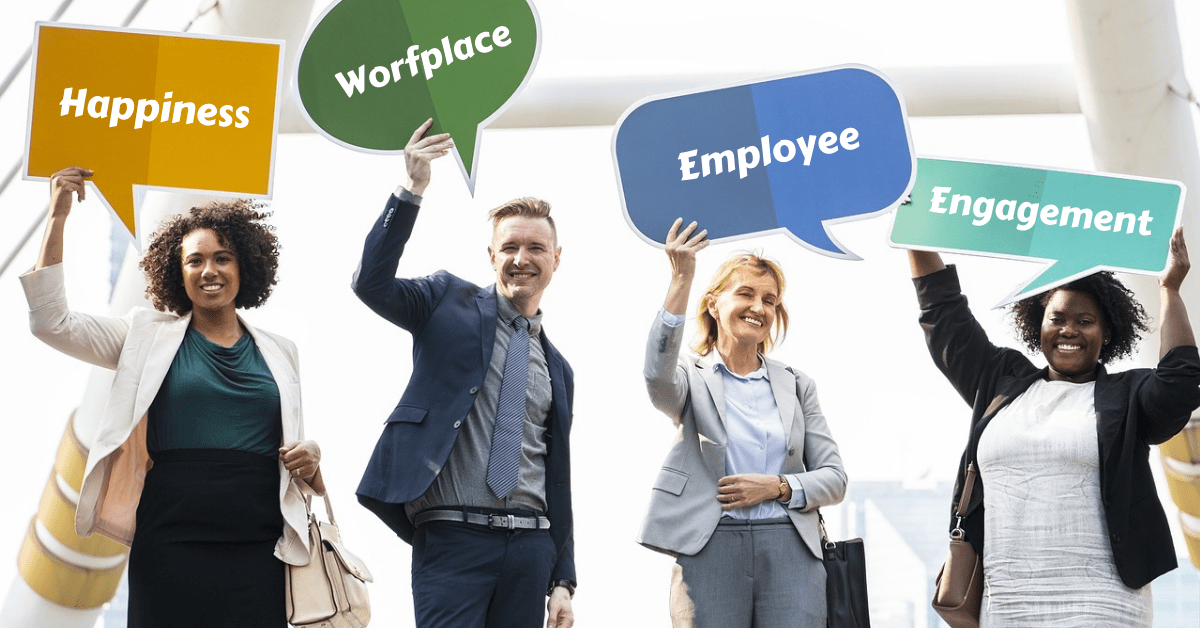 Employee engagement and Happiness at work what should companies focus on?
