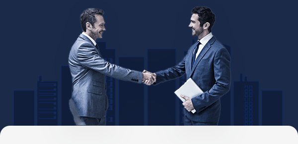Shaking hands with staffing partner – A smart business move