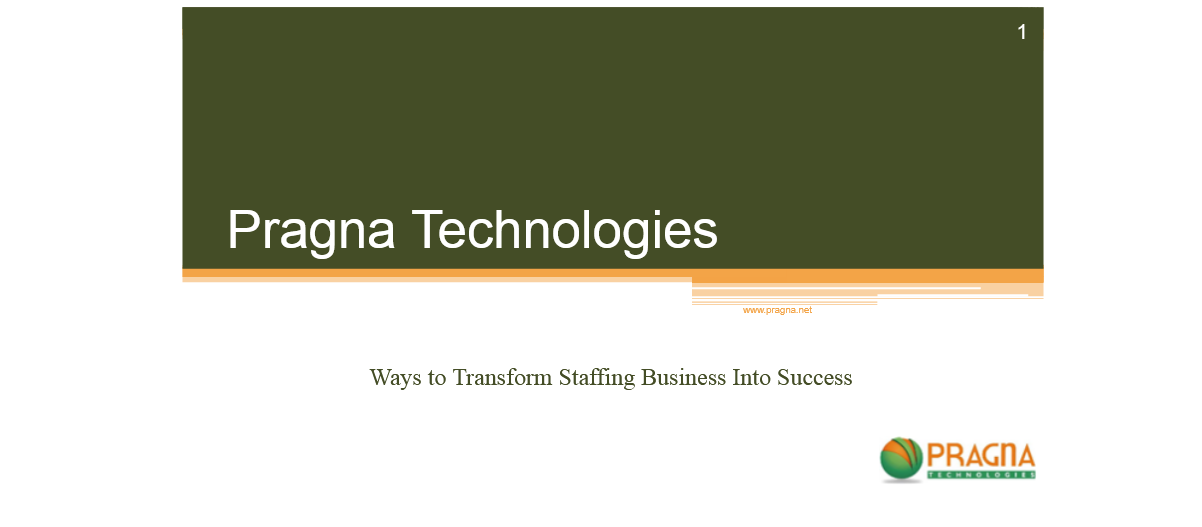 Ways to Transform Staffing Business Into Success